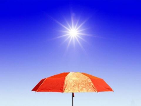 Avoid Sun Radiations after hair surgery