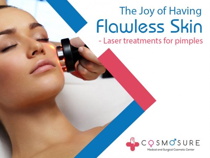 Laser Treatment for Pimples