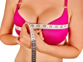 Ideal Breast Size