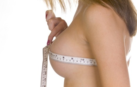 Normal Breast Size