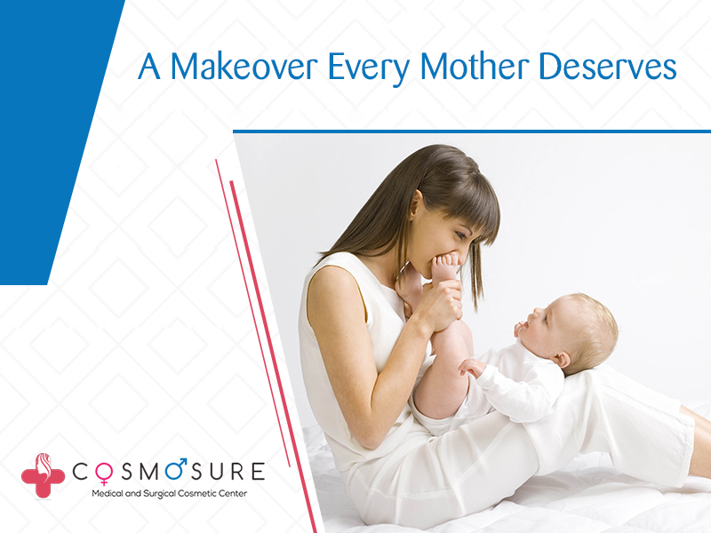 A Makeover Every Mother Deserves