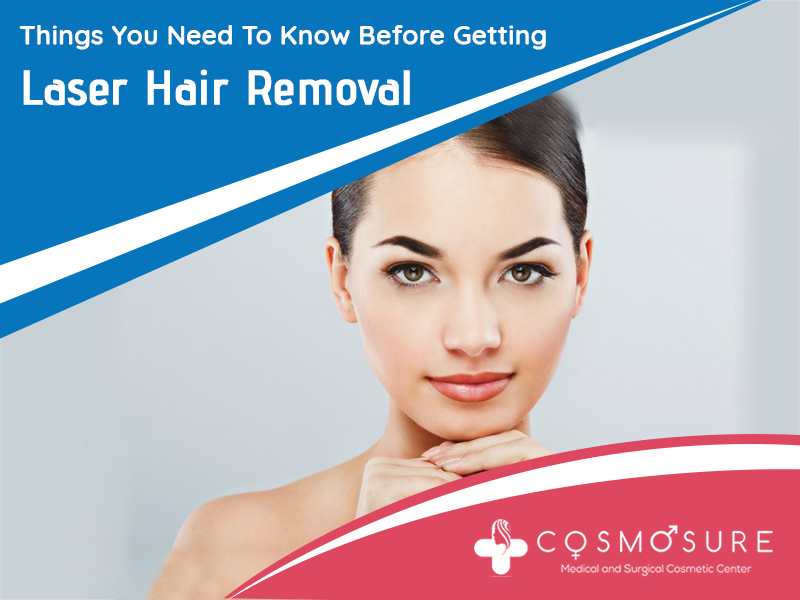 Things You Need To Know Before Getting Laser Hair Removal Treatment