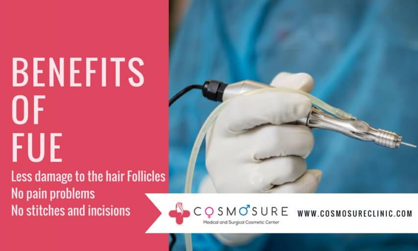 Hair transplantations