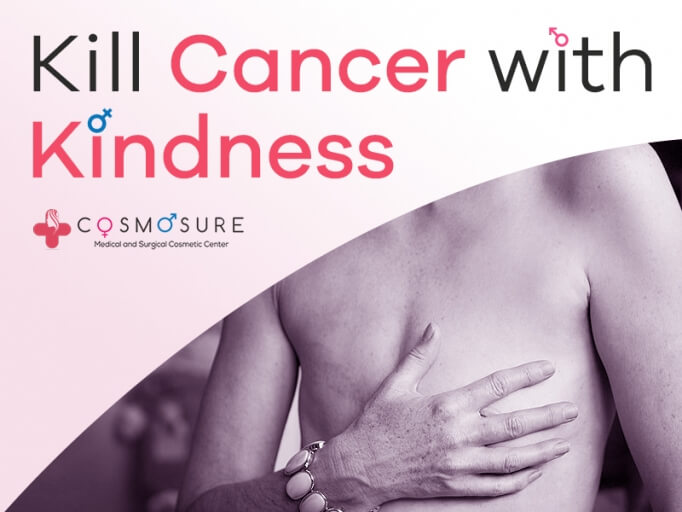 Kill Cancer with Kindness