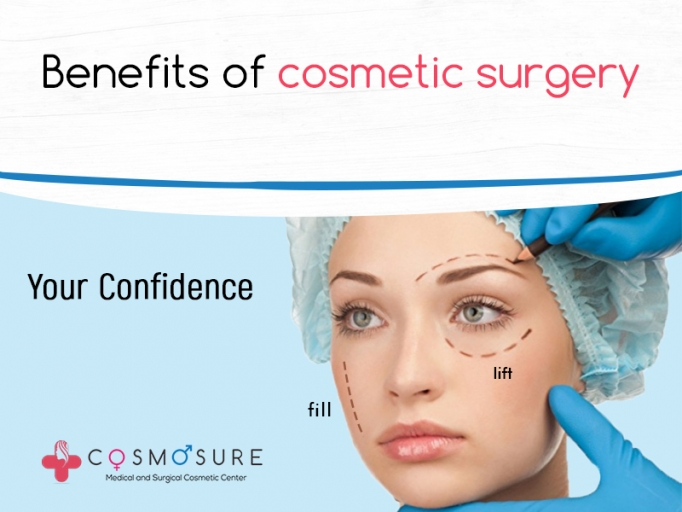 benefits of plastic surgery Learn about the health benefits of cosmetic surgery and the practical health benefits of plastic surgery than the usual breast augmentation and tummy tuck.