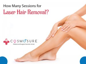 How Many Sessions For Laser Hair Removal?