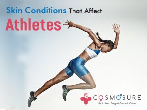 Athletes And Skin Conditions That Affect Them