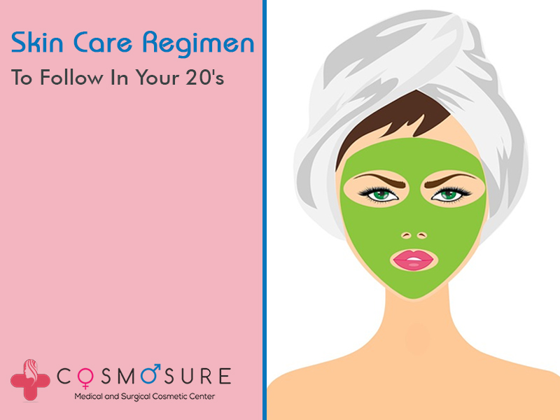 Skin Care Regimen To Follow In Your 20's