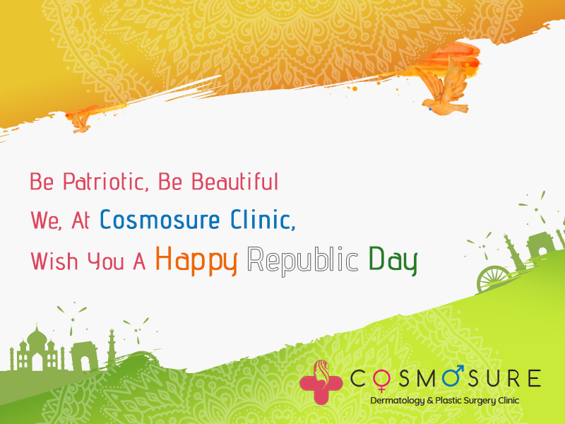 Cosmosure Wishes This Republic Day May Bring Strength And Prosperity In Your Life