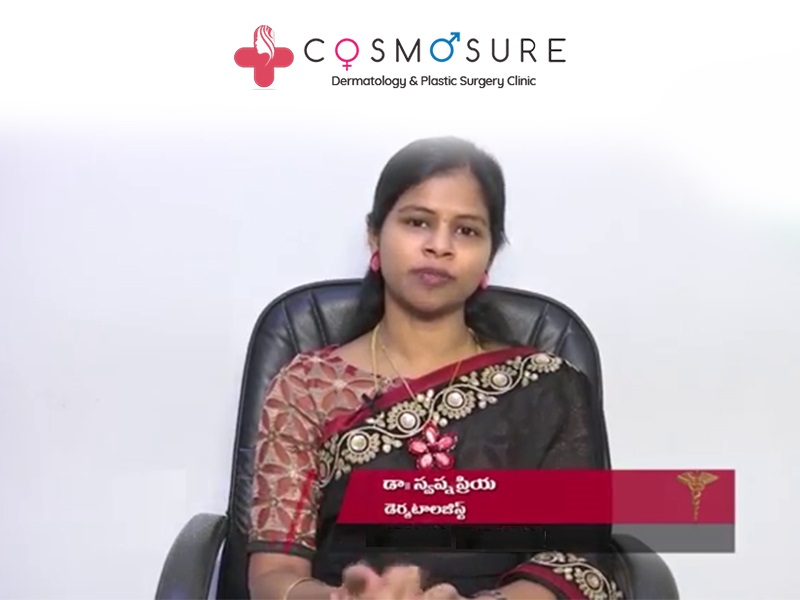 Solution For Your Hair Fall And Baldness By Dr. Swapna Priya