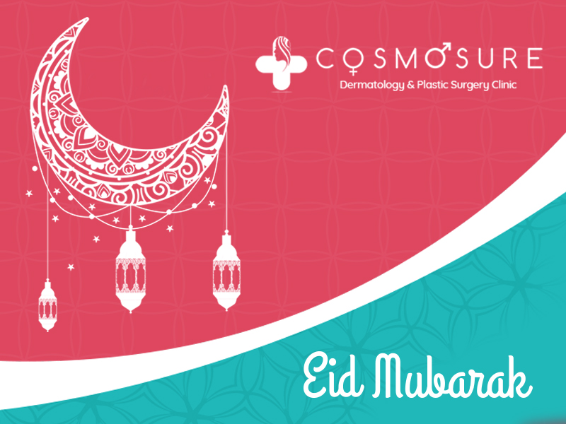 Cosmosure Wishing You A Happy EID Mubarak