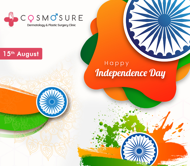 Cosmosure Clinic Wishes Everyone A Happy Independence Day