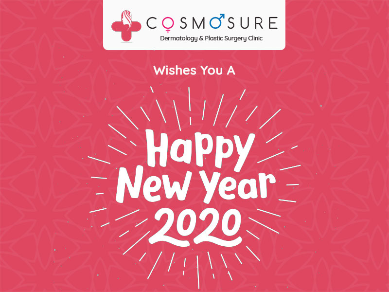 Let The Happiness & Good Fortune Be With You This New Year – Cosmosure Clinic