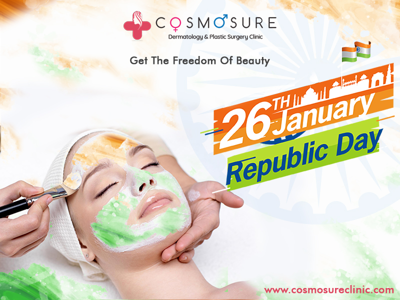 Get The Freedom Of Beauty – Happy Republic Day