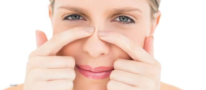 Revision Rhinoplasty surgery by Cosmosure Clinic in Hyderabad, One of the best centre for skin disorders