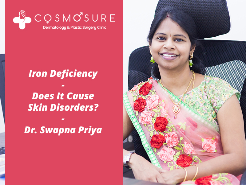 Best treatment for skin disorders by Dr Swapna Priya, One of the best skin specialist in Hyderabad